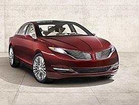 Lincoln MKZ Concept: Pro novou značku