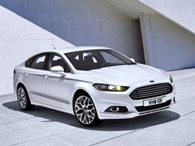 Nový Ford Mondeo se zpozdí, má problémy s homologací