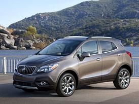Buick Encore: Americká Mokka proti evropské prémii