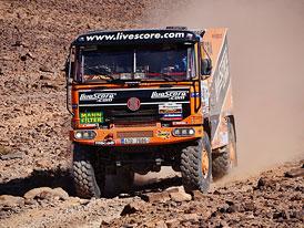 Africa Eco Rally 2012: Tatra vítězem své kategorie