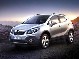 Opel Mokka: Malé SUV oficiálně
