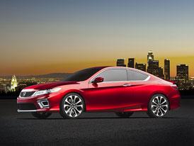 Honda Accord Coupé: 9G nejprve jako koncept