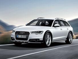 Audi A6 Allroad: Technická data a ceny v Německu