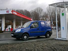 V lednu se otevřou tři nové stanice na CNG, v ČR jich tak bude 37
