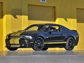 Shelby: 50. v�ro�� se speci�ln�mi Mustangy