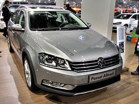 VW Passat Alltrack: První statické dojmy
