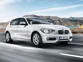 BMW 116d (85 kW), BMW 125d (160 kW), BMW 125i (160 kW): Novinky pro modelový rok 2012