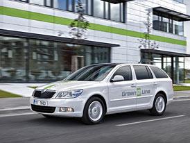Jak jezdí elektrická Škoda Octavia?