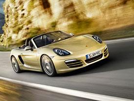 Porsche Boxster: Třetí generace oficiálně (nové foto a video)