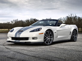 Chevrolet Corvette 427 Convertible Collector Edition: Konec se bl��