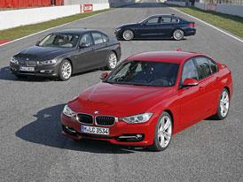 BMW 316d (85 kW), BMW 318d (105 kW), BMW 320i: Nové motory pro rok 2012