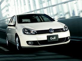 VW Golf je nejprod�van�j��m dov�en�m autem v Japonsku