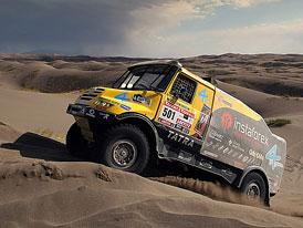 Rallye Dakar 2012: Velká fotogalerie