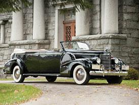 Cadillac V16: Vozil prezidenty USA, teď jde do aukce