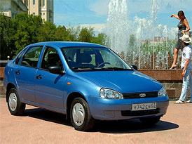 Prodej aut v Rusku v lednu vzrostl o pětinu