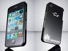 Nissan p�edstavil pouzdro pro iPhone, kter� se samo oprav�