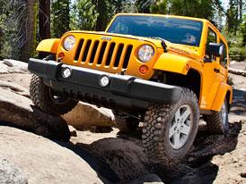 Jeep Wrangler: V USA o třetinu žádanější než před rokem