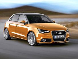 Video: Audi A1 Sportback –  Malý prémiový hatchback detailně