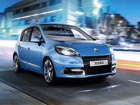 Renault Scénic (2012): Technická data, nové fotografie