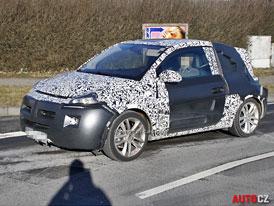 Spy Photos: Opel Junior � Nov� mini z Eisenachu (nov� foto)