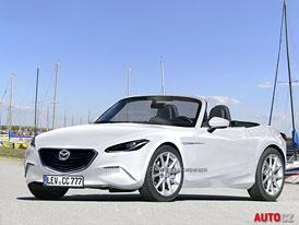 Mazda MX-5 (2013): Čtvrtá generace – lehčí a s Wankelem!