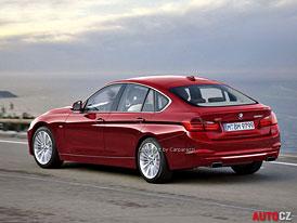 BMW 3 GT (F34): Mnichovský fastback velikosti L