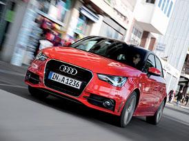Audi A1 končí, nahradí ho A1 Sportback (české ceny)