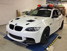 BMW M3: V okruhov� s�rii DTM i jako Safety Car