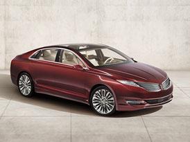 Video: Lincoln MKZ Concept – Blízká budoucnost luxusní značky