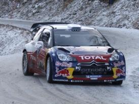 Rally Monte Carlo 2012 – Do nové sezóny nejlépe vstoupil Loeb