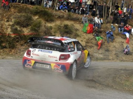 Rally Monte Carlo 2012 po třetí etapě – Loeb nemá soupeře a jede si za vítězstvím
