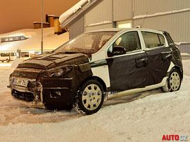 Hyundai i20: Fluidn� facelift je�t� letos