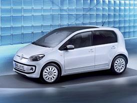 Volkswagen Up!: Pět dveří oficiálně