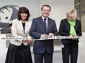 Škoda otevřela v Mladé Boleslavi nové náborové centrum