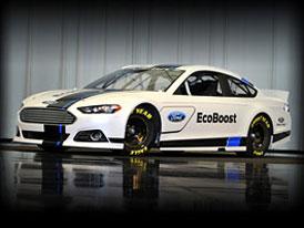 Ford Mondeo bude jezdit NASCAR