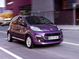 Video: Peugeot 107 � Nejmen�� lev s novou tv���