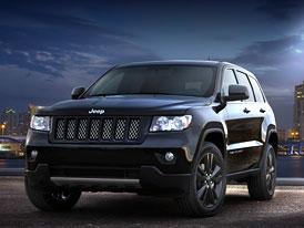 Jeep Grand Cherokee jako černý koncept bez jména