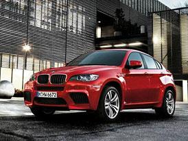 Další facelift u BMW: X6 M (video)