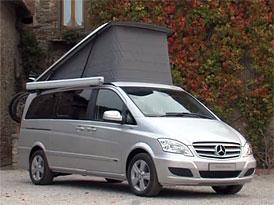 Video: Mercedes-Benz Viano Marco Polo – Příjemný společník na cesty