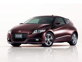 Honda CR-Z Label alfa: Limitovaná edice pro Japonsko