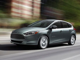 Video: Ford Focus Electric � J�zda s elektrick�m hatchbackem