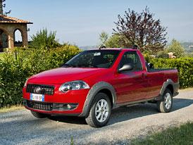 Fiat Strada: Z Brazílie do Itálie