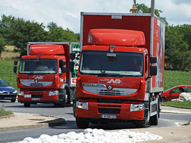 Renault Trucks na ECO, Transport and Logistics