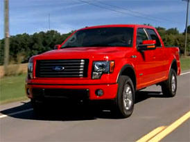 Video: Ford F-150 EcoBoost � Modernizovan� pick-up s p�epl�ovan�m �estiv�lcem
