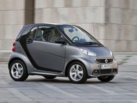 Daimler po letech růstu vykázal pokles prodeje osobních aut