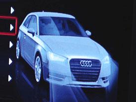 Audi A3 odhaleno: Motory i vnější design