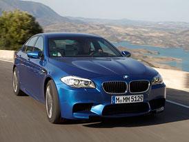 Video: BMW M5 – Supersedan a zvuk jeho osmiválce