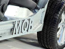 Technika: VW MQB – platforma pro nový Golf i Octavii