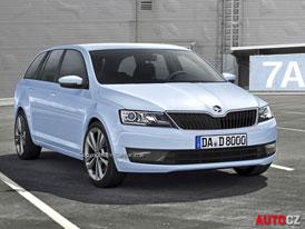 Škoda Octavia III přijde na konci roku s technikou nového Golfu