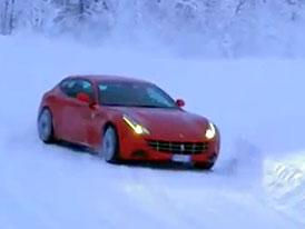 Video: Ferrari FF a Markku Alén bruslí mezi stromy